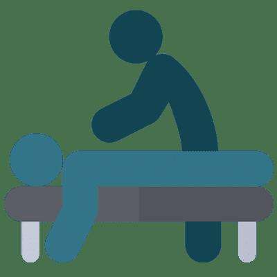 Massage Therapy Logo Chiropractor Denver